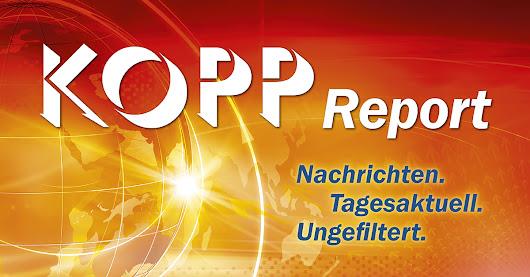 Kopp-Report Logo