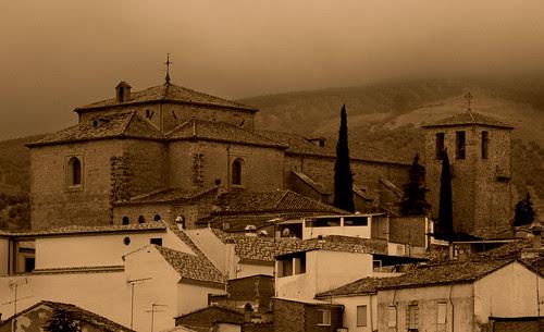 Church of San Andrés, Villanueva del Arzobispo, Spain