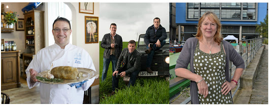 Three finalists for Scotsman food pioneer awards named - Scotsman Food & Drink