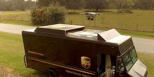 Can UPS fly past Amazon in drone delivery? – RetailWire