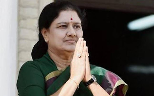Supreme Court convicts Sasikala in DA case for four years