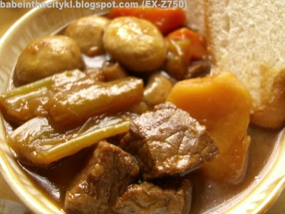 babe beef stew