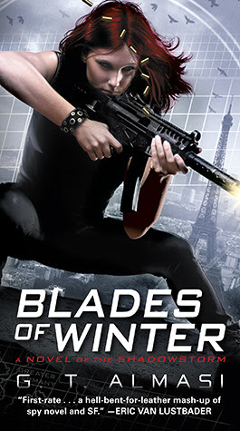 Blades of Winter (Shadowstorm, #1)