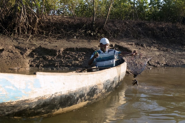 Madagascar fishermen