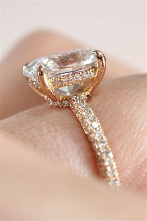 64 best Oval Engagement Rings images on Pinterest