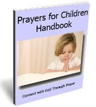 Free Prayers for Children Book