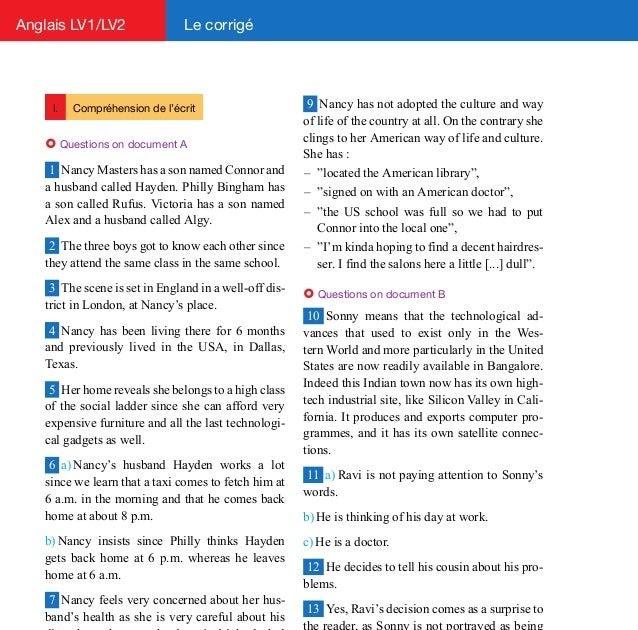 Exemple De Dialogue En Anglais Terminale - Exemple de Groupes