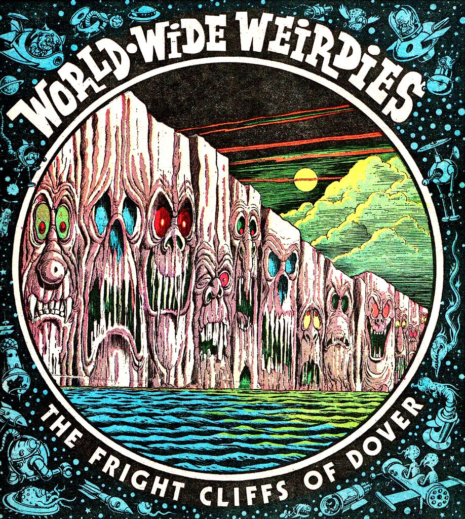 Ken Reid - World Wide Weirdies 129