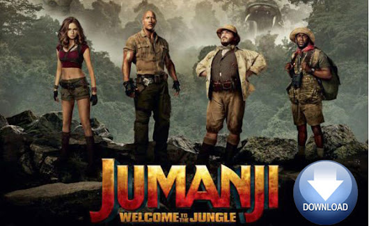 Download and Watch Jumanji: Welcome to the Jungle full movie