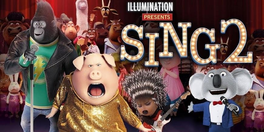 Sing 2 (2021) 720p Movie English Film Free Watch Online