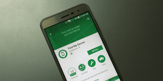 Find your lost or stolen Android phone