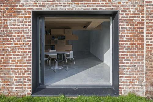 Ide Desain Mengubah Gudang Menjadi Kantor Pt Architectaria Media Cipta