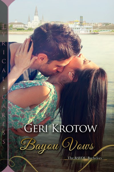 The Bayou Bachelors - Geri Krotow