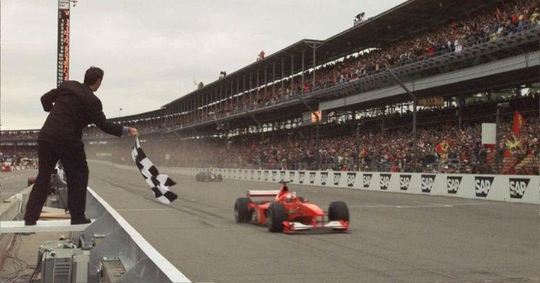 Us Grand Prix At Indianapolis Race Results