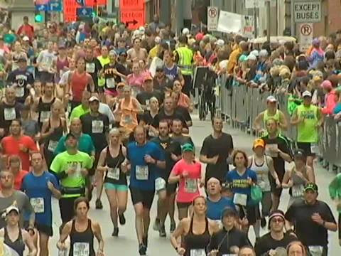 PITTSBURGH MARATHON: Marathon weekend brings excitement, road closures