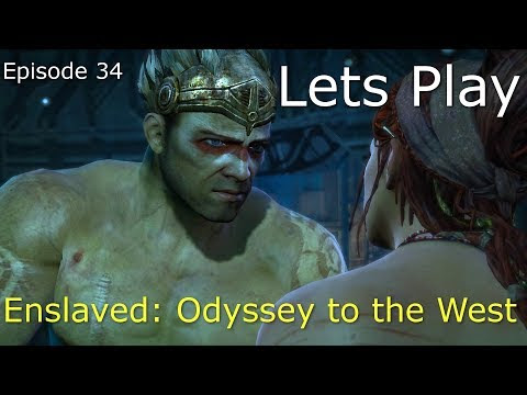 Lets Play: Enslaved Episode 34
