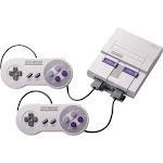 Nintendo Super NES Classic Edition w/ 2 Controllers & 21 Games