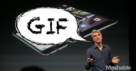 Even Apple Doesn't Know How to Pronounce 'GIF'