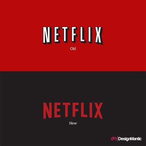 Netflix Revamps Its Logo   DesignMantic: The Design Shop