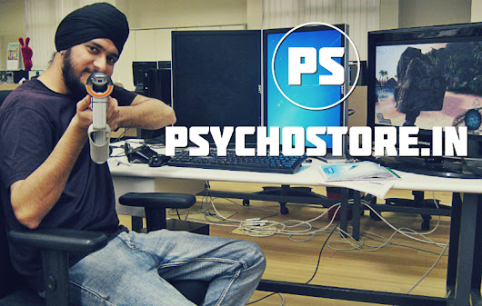 Psycho Store: Interview With Ishkaran Singh