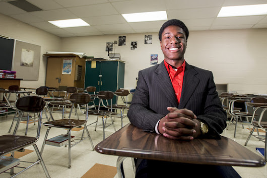 William Floyd School District Student Kwasi Enin Accepted to All Eight Ivy League Schools - Metropolis - WSJ