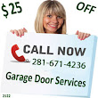 Overhead Door Humble TX - garage repair