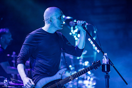 Devin Townsend Interview - Ocean Machine Live - The Prog Report