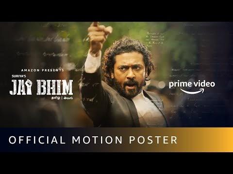 Jai Bhim Motion Poster