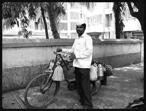 What Is The Future Of The Dabbawalas In Mumbai? by firoze shakir photographerno1