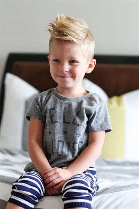 super cute toddler boy haircuts