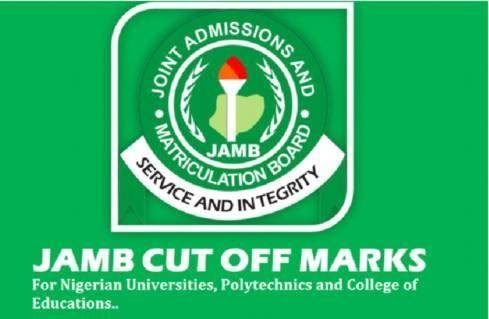 JAMB CUT OFF MARK 2018 AS CONCLUDED IN THE MEETING HELD