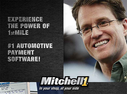 1stMILE - #1 Automotive Payment Software from Mitchell 1