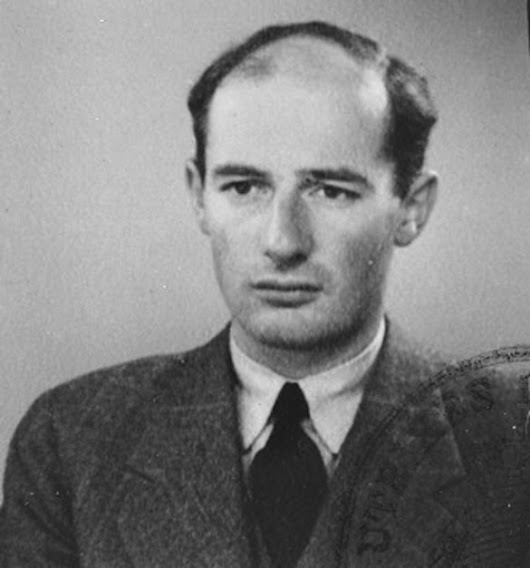 Angel of Budapest-The Heroic Story of Raoul Wallenberg—by Mark Arnold