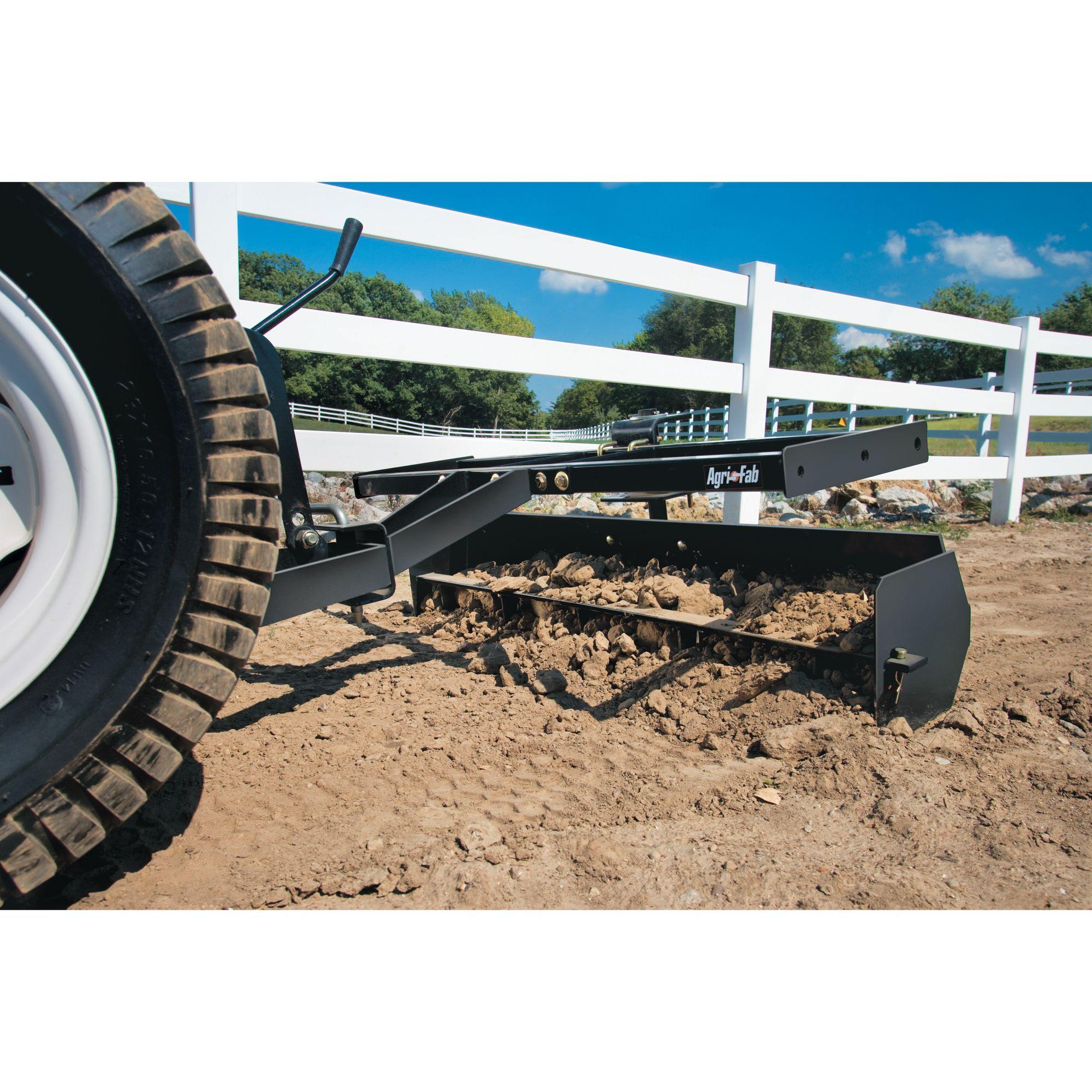UPC Agri Fab Box Scraper Leveling Blade AGRI FAB