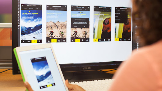 App prototyping with Photoshop Artboards and Preview CC | Adobe Creative Cloud tutorials