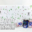 How To Make Your Own Beer Can Advent Calendar