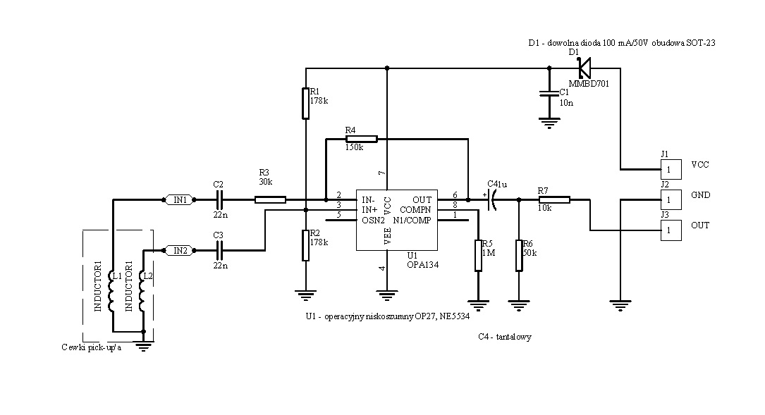 Wiring Diagram For Emg 81 85 Pickup 1 Tone 1 Volume