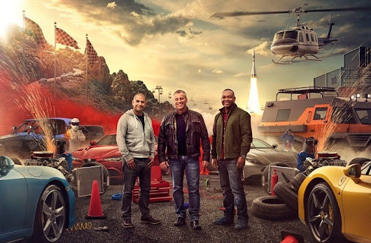 BBC Top Gear Returns Soon
