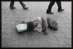 My God Was Born Poor by firoze shakir photographerno1