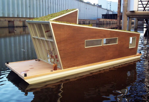 The Floating House By Confused-Direction - Breathe Modern