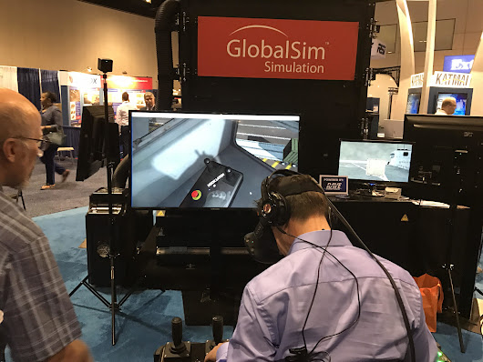 GlobalSim Unveils State-of-the-Art Virtual Reality Platform