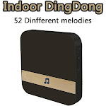Indoor DingDong Chime for Smart Wireless 52 First Ringtones WiFi Doorbell 0-110 Decibels Video Camera Doorbell
