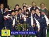 Tênis de mesa do Jundiaí Clube conquista título da etapa de Lorena do Ranking Paulista