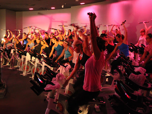 Spin to Win: Five Reasons to Take a Spinning Class