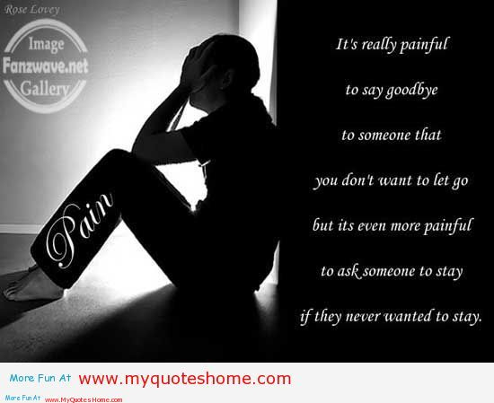 Goodbye Letting Go Of Someone You Love Quotes Pw Navi
