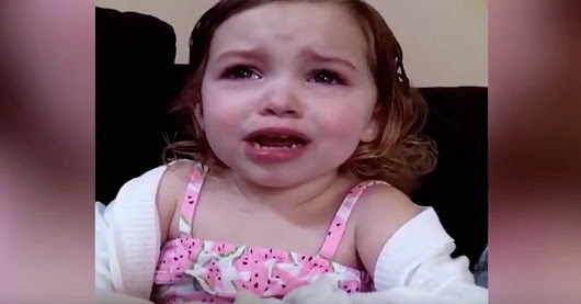 Little Girl Reacts Perfectly Upon Realizing That Parenting Is Hard