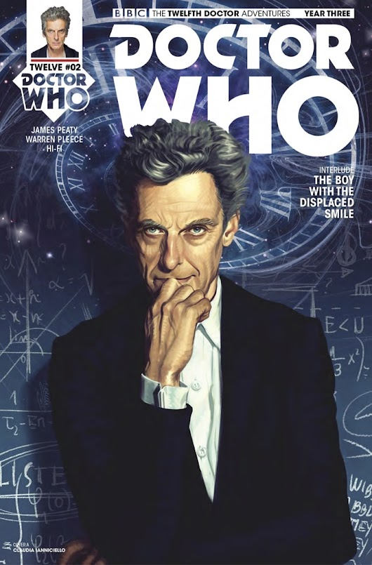 ComicList Preview: DOCTOR WHO THE TWELFTH DOCTOR YEAR 3 #2