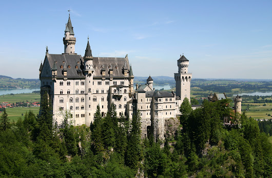 The Mad King Ludwig and his Castle | A Travel Broad