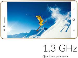 freedom 251 1.3 Ghz Processor smartphone