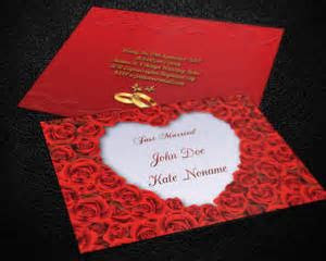 Wedding Invitation Card Design by OWPictures on Envato Studio